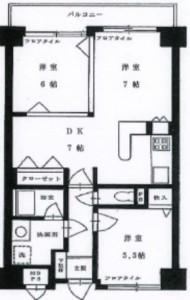 朝日広尾マンション