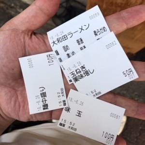 麺屋 大和田