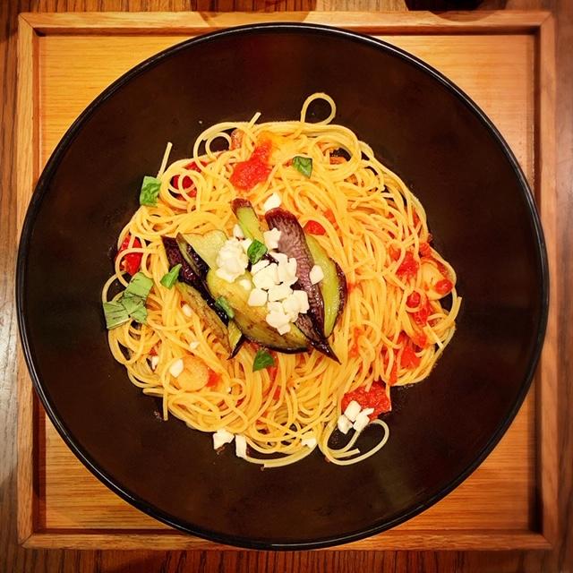 中目黒に来たら一度味わって下さい♪釜あげスパゲティ「すぱじろう」中目黒さんのスパゲッティ♪の画像