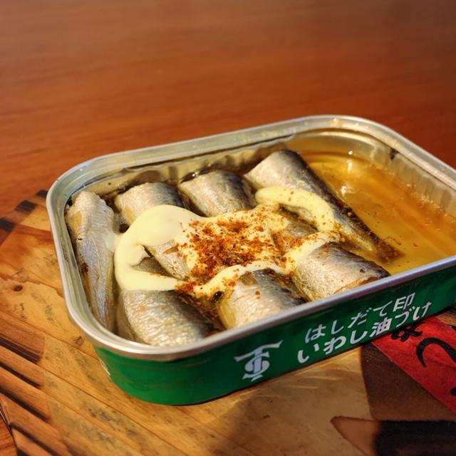 自粛期間中にハマった「竹中罐詰」の超絶品のオイルサーディン♪の画像