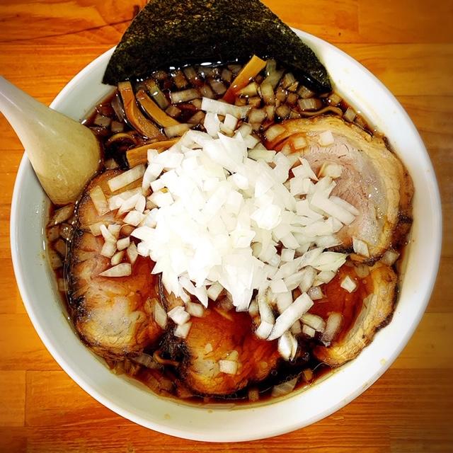 ご案内で三軒茶屋に行ったので、その帰り東京で竹岡式ラーメンが食べられる「らーめんラブル」さんに行ってみた♪の画像
