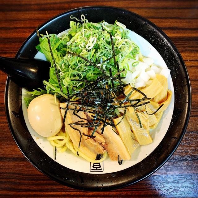 中目黒「百麺」2020年夏季限定麺「にぼ塩まぜそば」を食べてみました!!!の画像