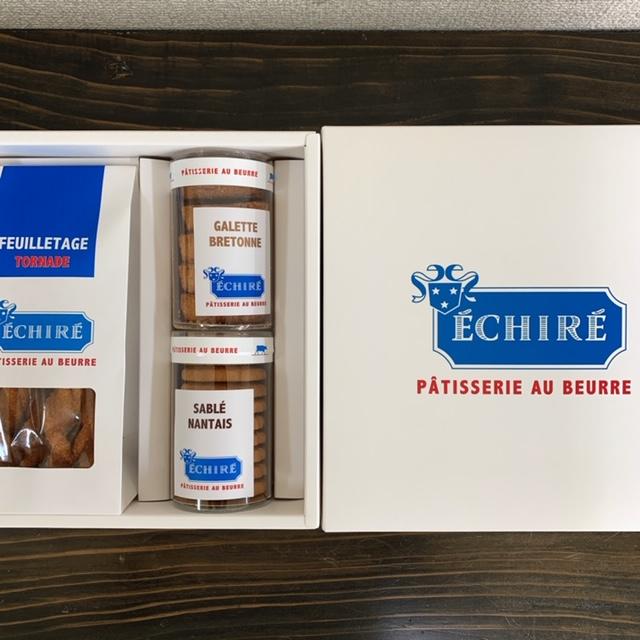 先日、コレカライフ不動産で契約頂いたお客様よりお菓子頂きました!エシレ・パティスリー オ ブールの「ギフト詰め合わせ」です!の画像